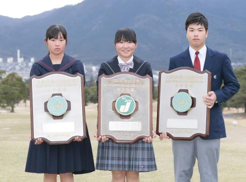 高校女子・石井 新潟県勢初V 後半盛り返して逃げ切り ...