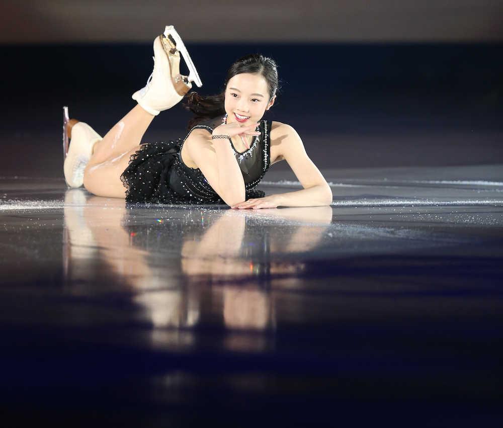 スケート カナダ エキシビション