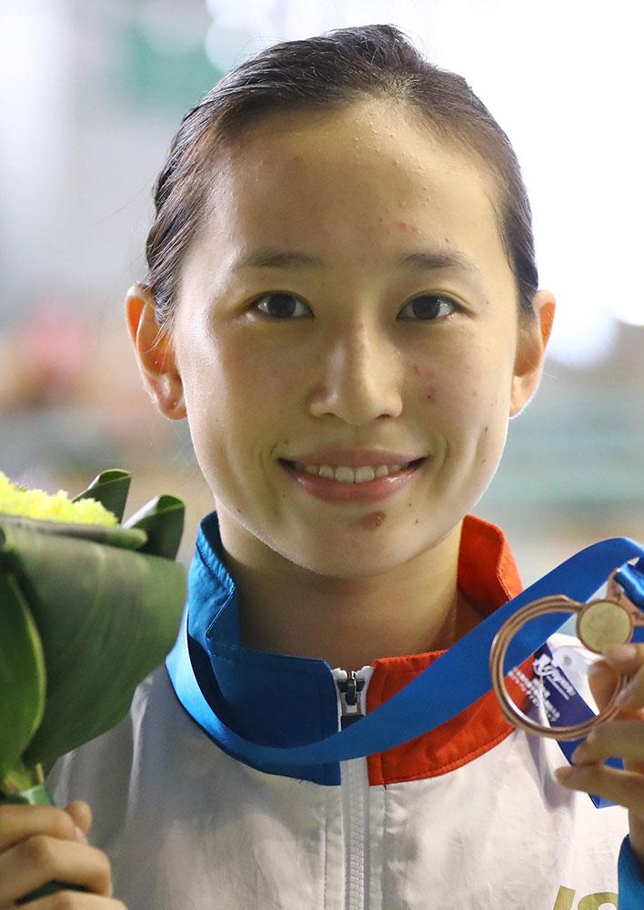 飛び込み馬淵優佳、現役引退を発表 5月に瀬戸大也と結婚「第2の人生 ...