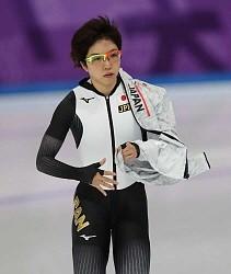 「韓国なのにこんなに日本の国旗が揺れている中で滑れて嬉しかった。30を過ぎているのに\u201c奈緒ちゃん!\u201dって聞こえてきて、いつまで経っても\u201c奈緒ちゃん\u201dなんだなと