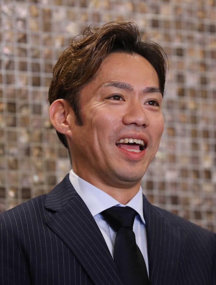 高橋大輔氏 現役復帰「わがままですけど…」32歳5季ぶり氷上へ ...
