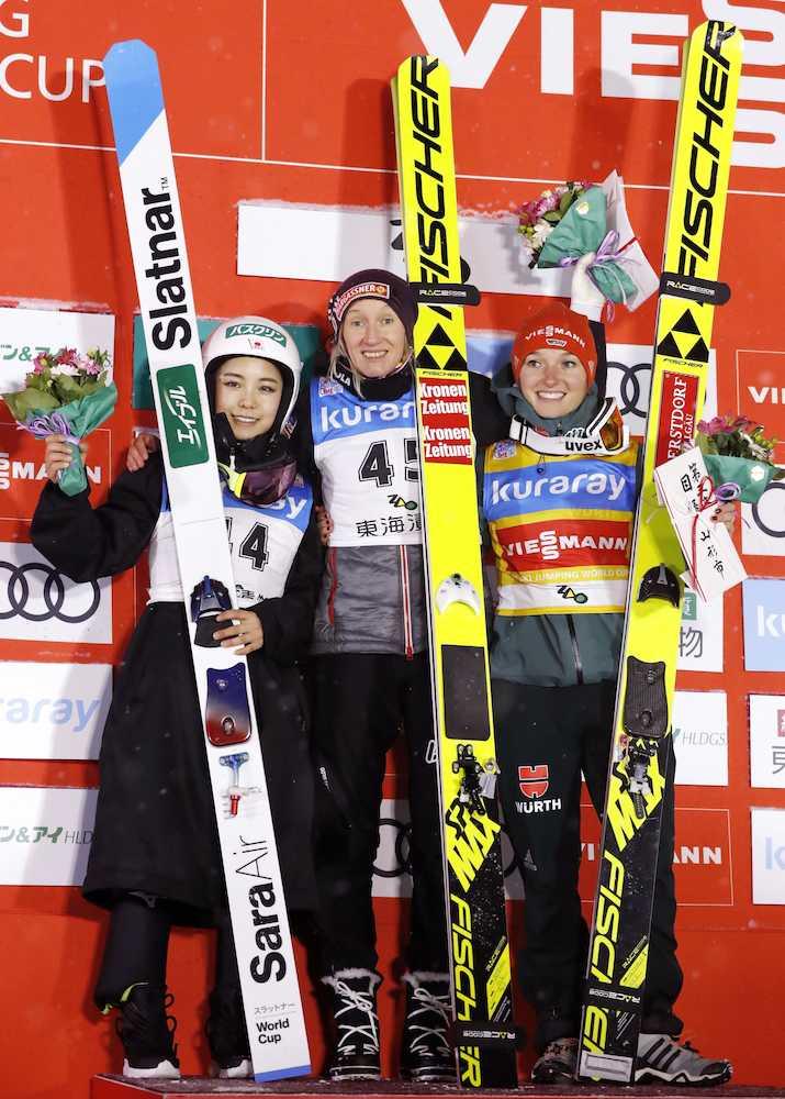 カップ スキー ジャンプ ワールド