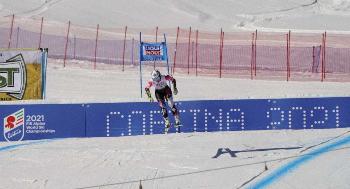 2021 アルペン 世界 選手権